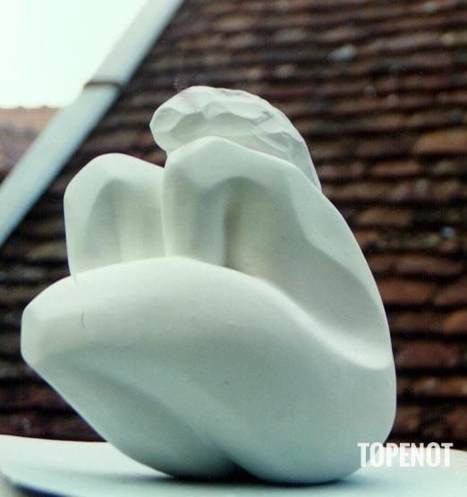 Nu-sculpture-craie
