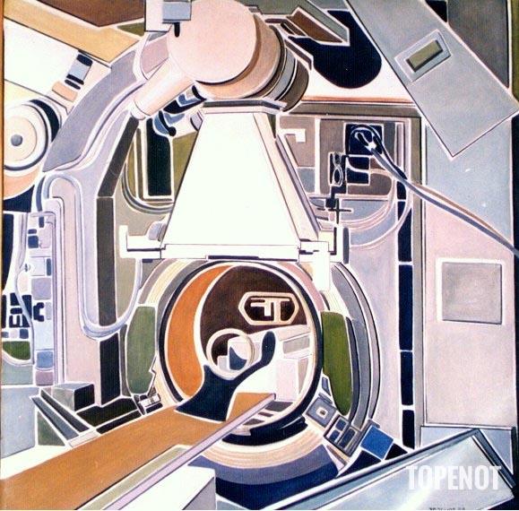Scanner-Huile-sur-toile-1983-100x100