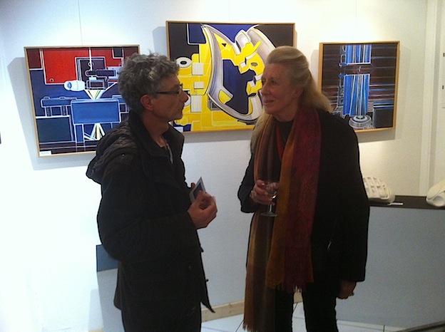 Anael Topenot et Denis Lebonvallet