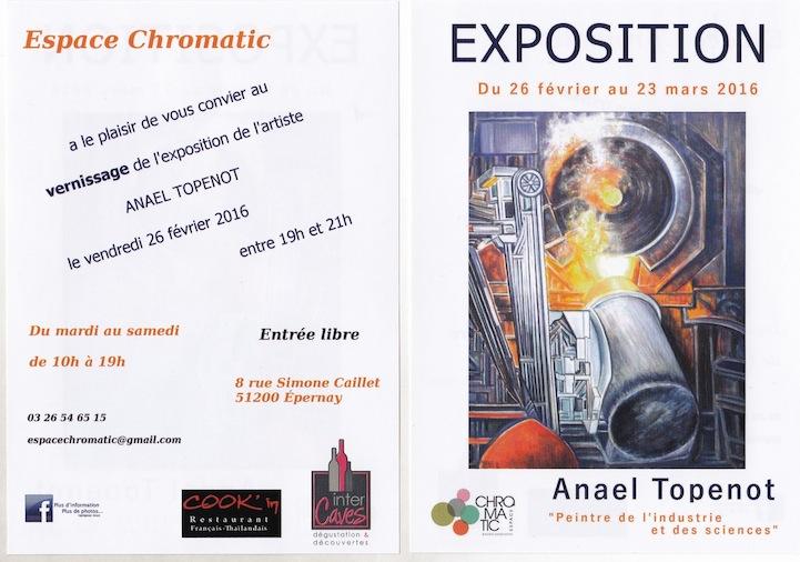 invitations expo anael 2016 copie