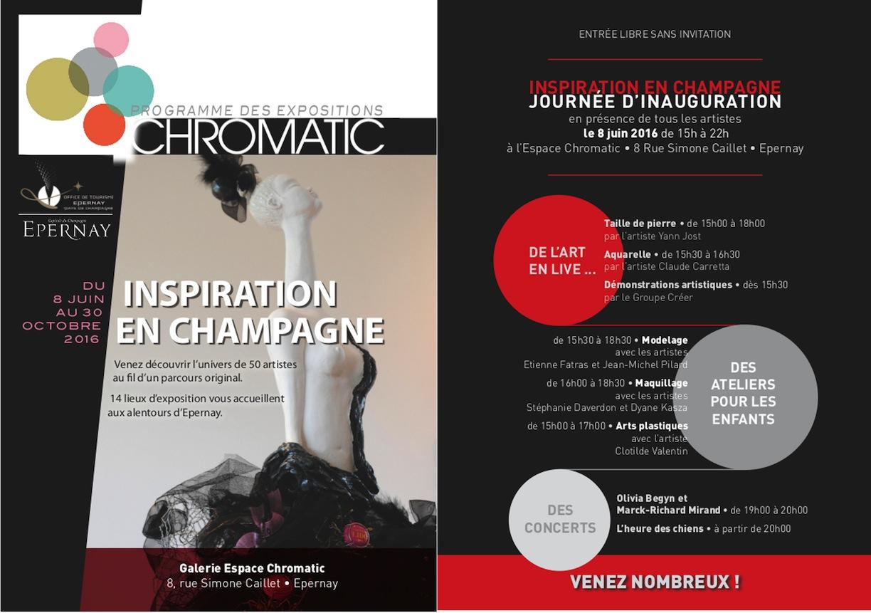 inauguration inspiration en Champagne