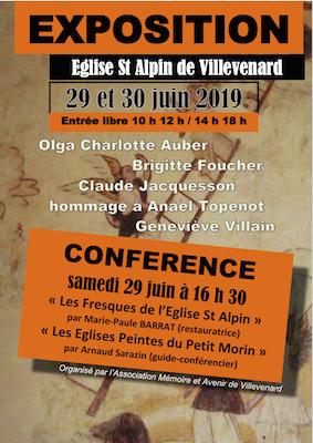 exposition-Villevenard-29-30-juin-2019
