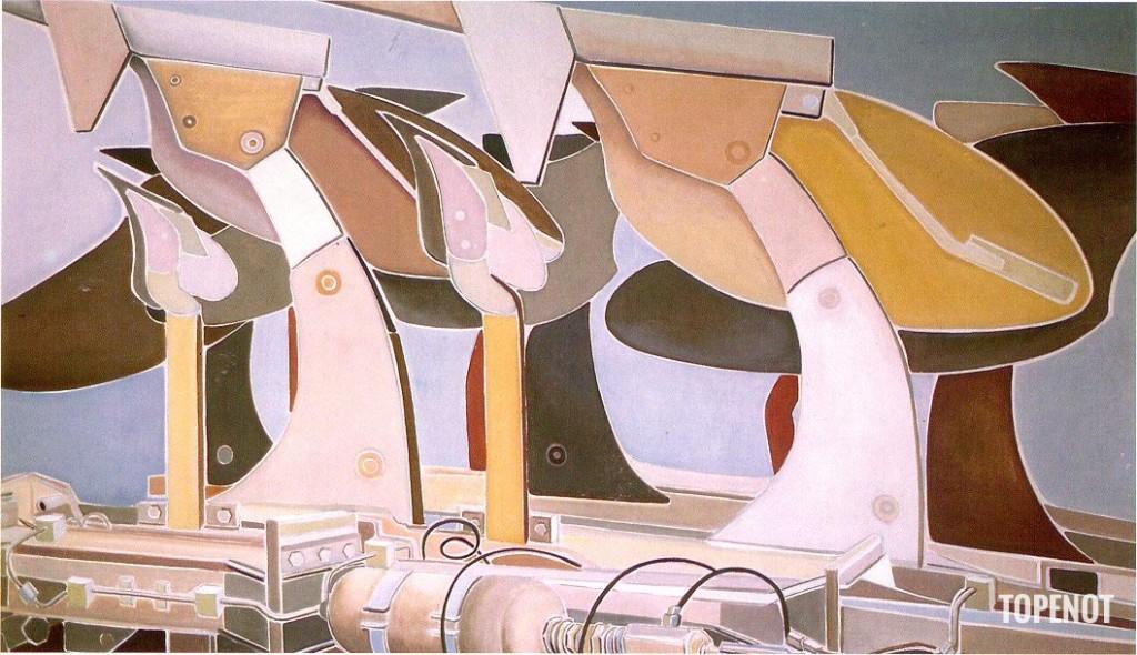 Charrues-Huile-sur-toile-1986-116x73
