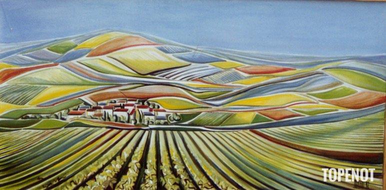 Vignoble-champenois-Huile-sur-toile-1997-116x89