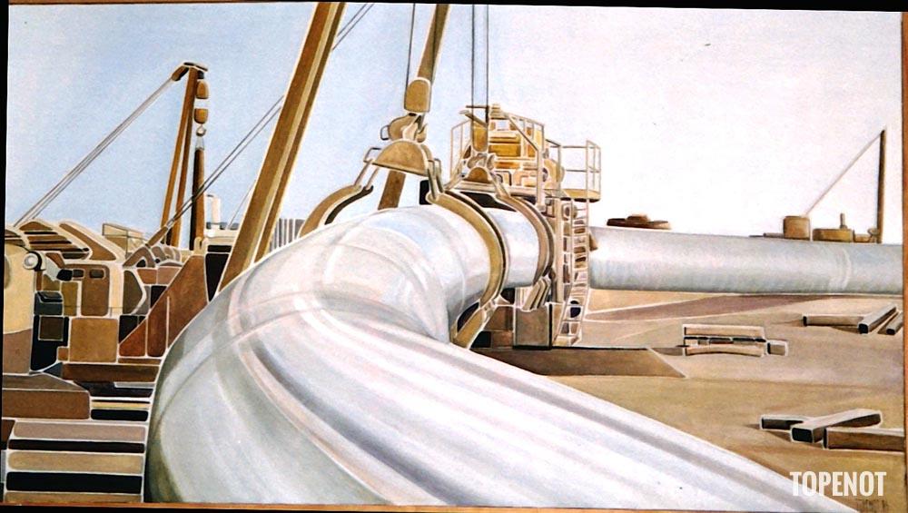 pipeline-Huile-sur-toile-1984-140x85